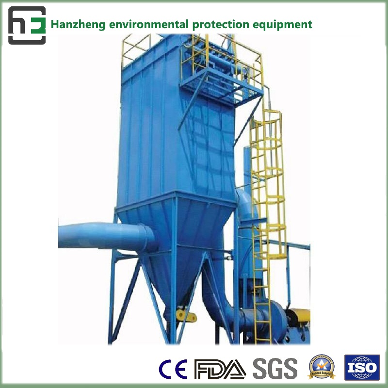 Dust Collecting-Pulse-Jet Bag Filter Dust Collector