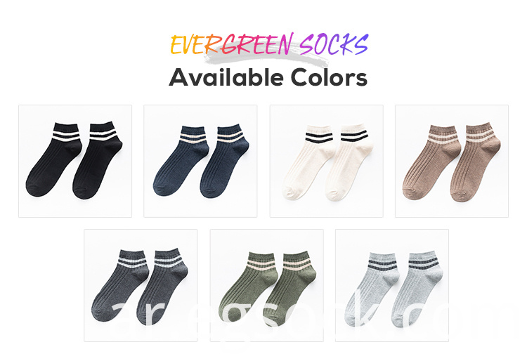low cut men's socks