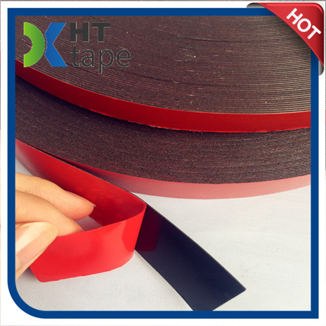Black Color Foam Double Sided Tape