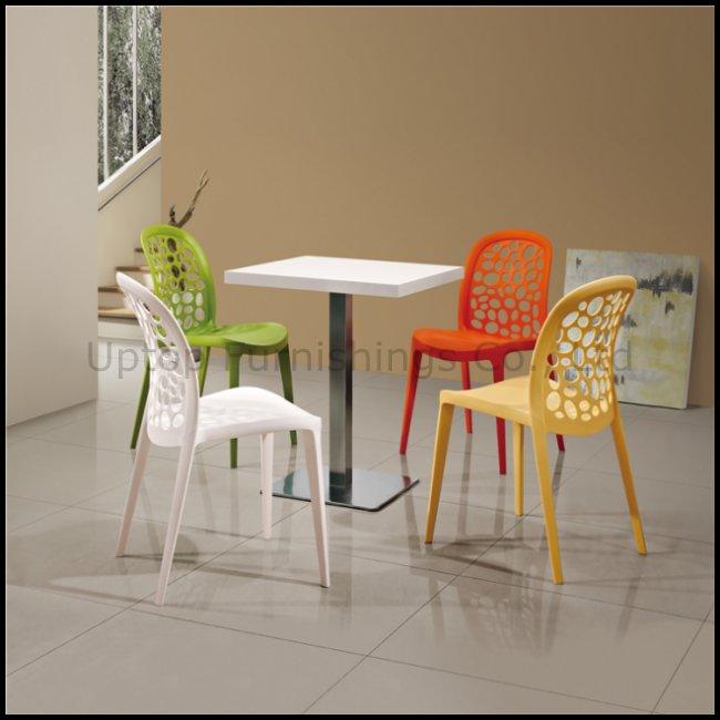 Wholesale Modern Plastic Cafe/ Restaurant / Canteen Furniture (SP-CT515)