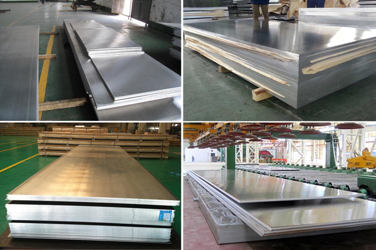 Marine Grade Aluminium sheet 5083 in good price