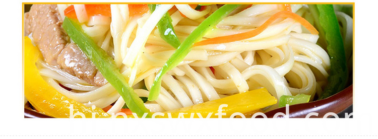 Noodles Used During Weight Loss
