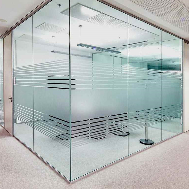 Frosted Partition Room Glass