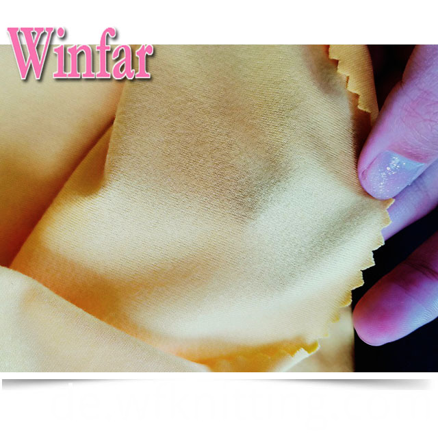 100% Super Polyester Brush Fabric