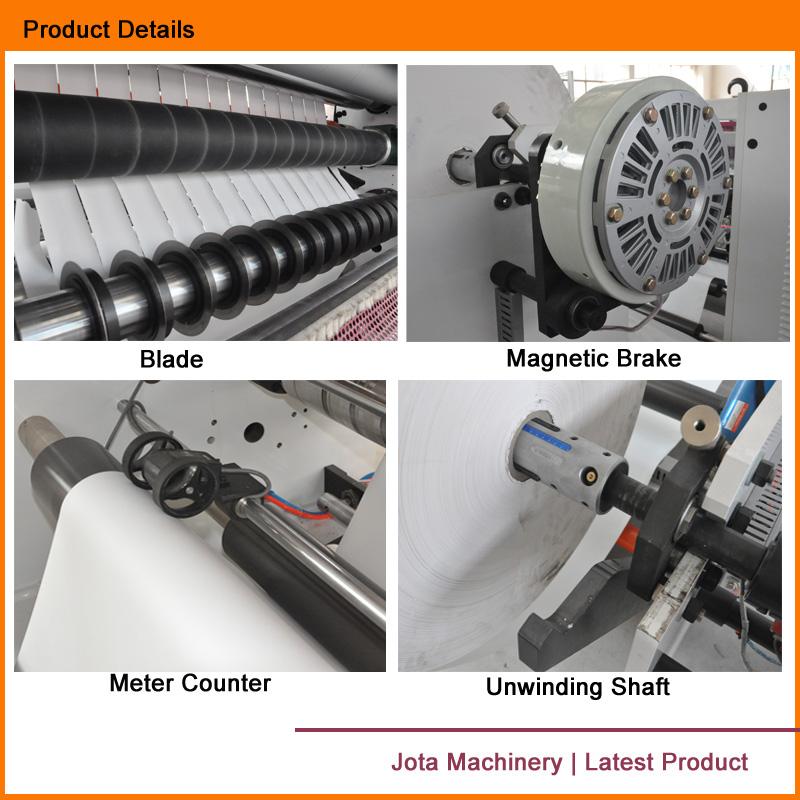 ATM Paper Slitter Rewinder Machinery
