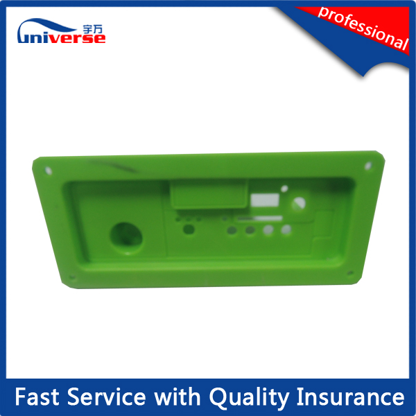 Injection Mould for Plastic Nuts