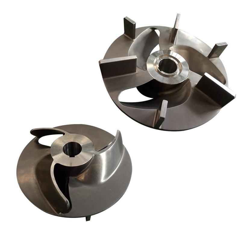 stainless steel pump impeller water pump casting