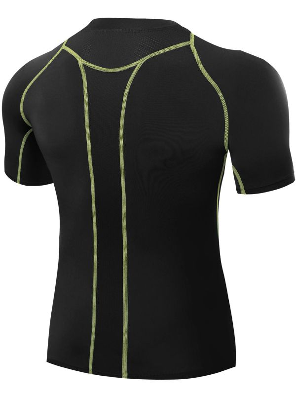 Men's Custom Design Muscle Dry Fit Clothing Compression Fitness Wear, Gym Wear