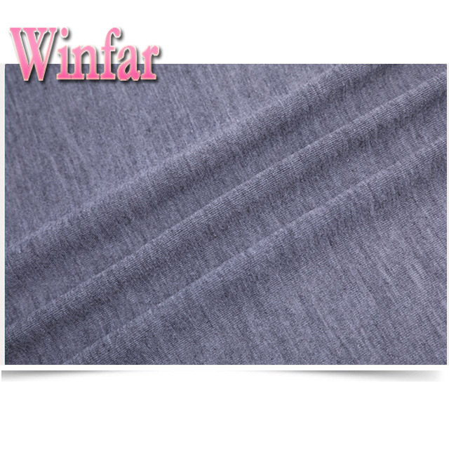 Polyester Single Jersey Fabric For T-shirt