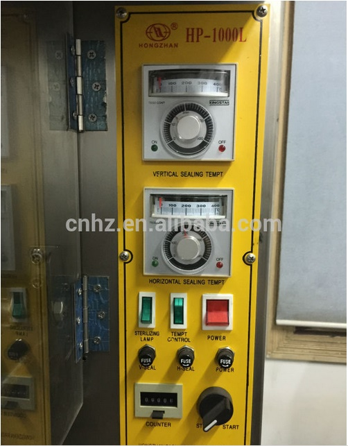 Automatic Sachet Drinking Water Filling Machine with 220V