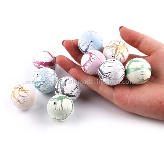 New Magic Round Growing Pet Dinasour Eggs Hatching Egg Toys