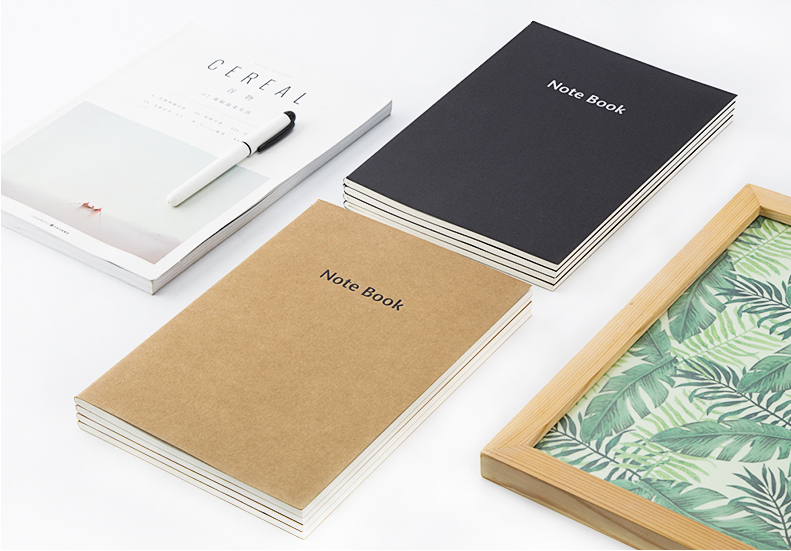 A4 A5 A6 Notebooks Exercise Book Printing