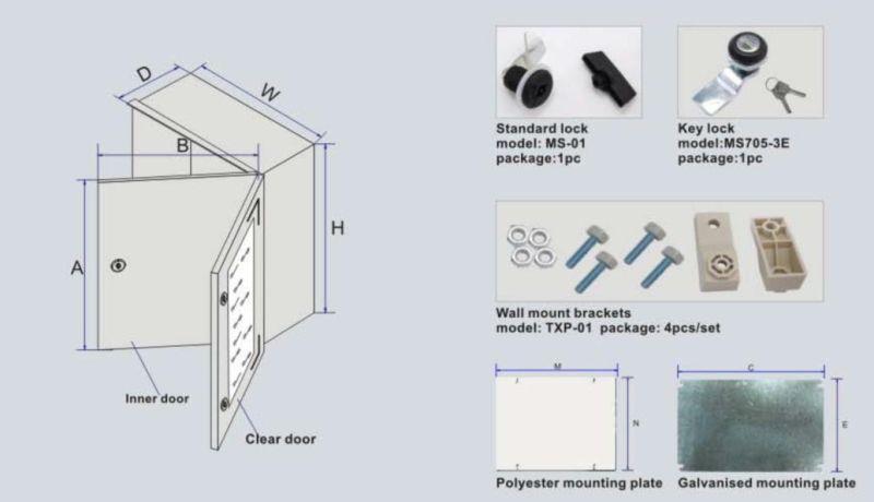 Polyester Enclosure (TIP/TX)
