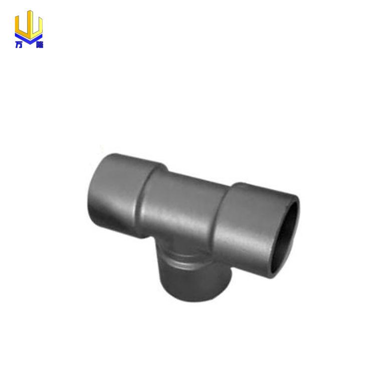 stainless steel aluminum clamp auto pipe nipple thread union