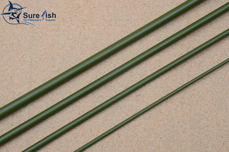 Free Shipping Toray Carbon Fly Fishing Rod Blank