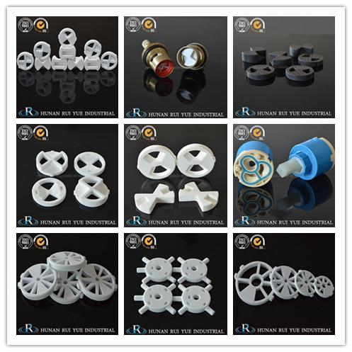 95% Alumina Ceramic Valve Disc for Machine