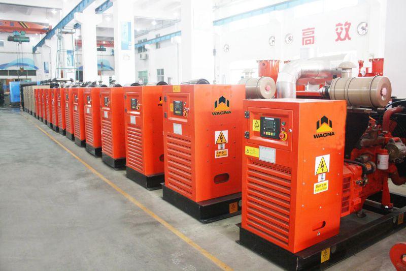 30-500kw High Quality Wagna Gasoline Generator Set.