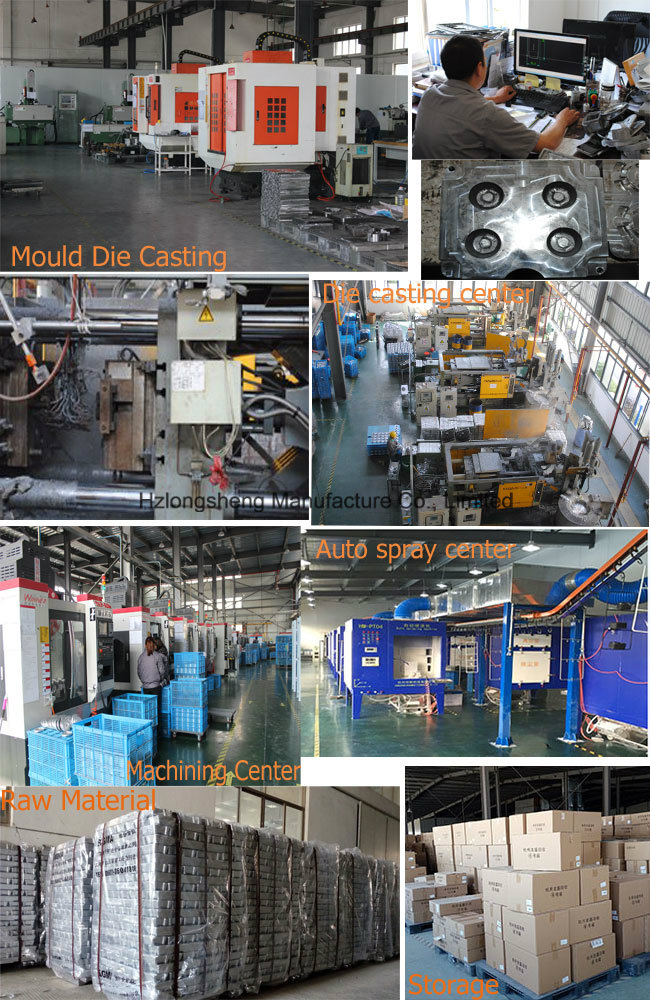 Aluminum Die Casting Industry Sewing Machine Driving Wheel Parts