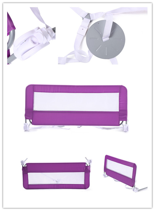 Baby Safety Bed Fence with Anchor