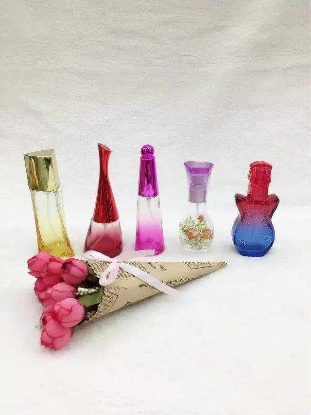 Small Perfumes and Fragrance Glass Spray Bottle, 100ml Perfume Spray Bottle