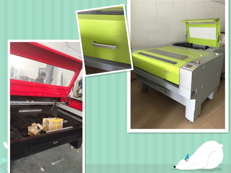 Laser Cutting Machine for Textile Industry with a Superb Workmanship