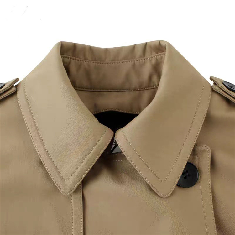 Trench Coat Polyester