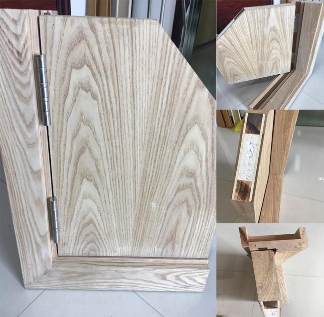 Wooden Fire Proof Door with Attractive Price