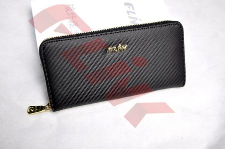 Carbon Fiber Hand Bag/ Wallet