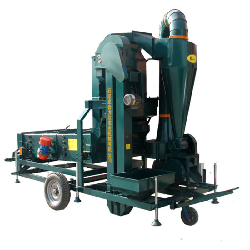 corn cleaning machine