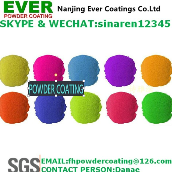 Electrostatic Spray Outdoor Powder Coating