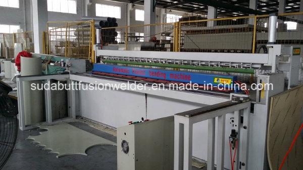 Zw5000 Automatic Plastic Sheet Bending Equipment