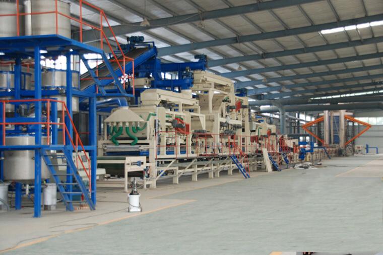 Medium Density Fireboard Production Machine
