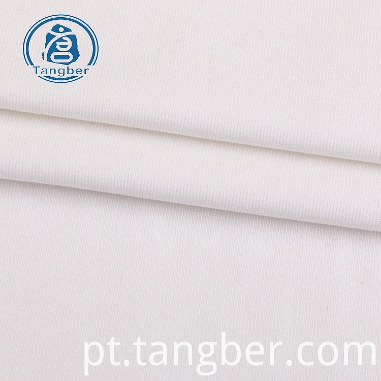 Brushed Polyester Spandex Fabric