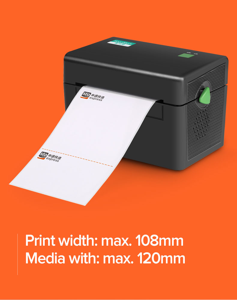 4X6 barcode shipping label printers