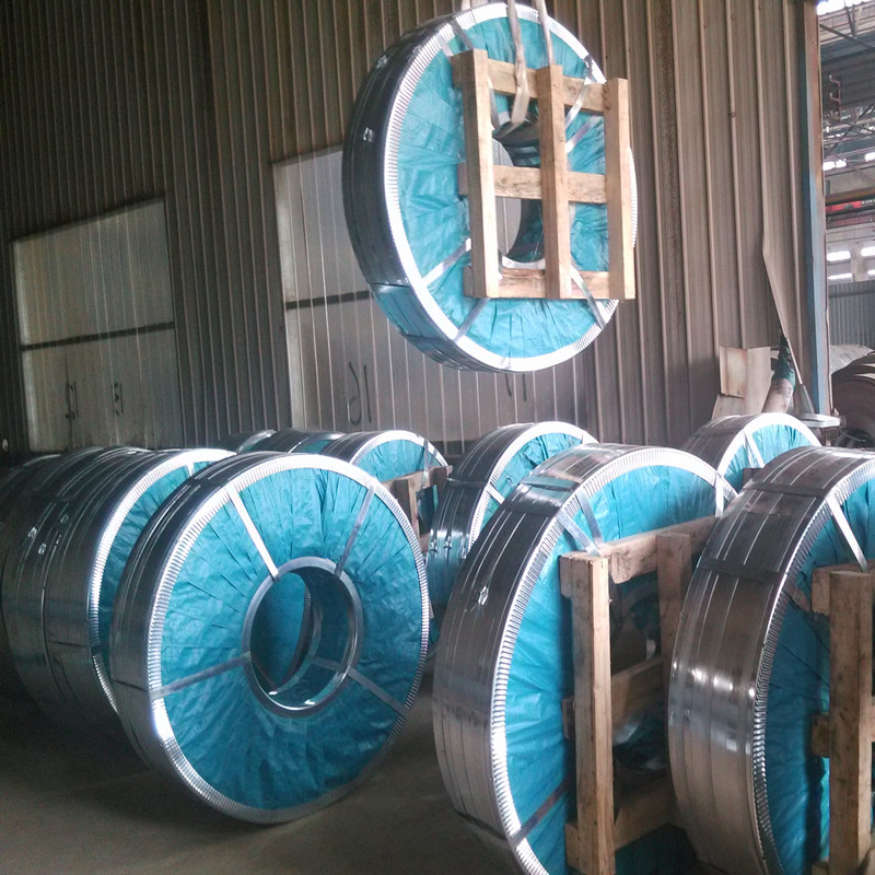 1.5mm Thickness Hot Dipped Galvanized Steel Strips
