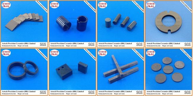 Precision Machining Silicon Nitride Ceramic Sleeve/Bushing