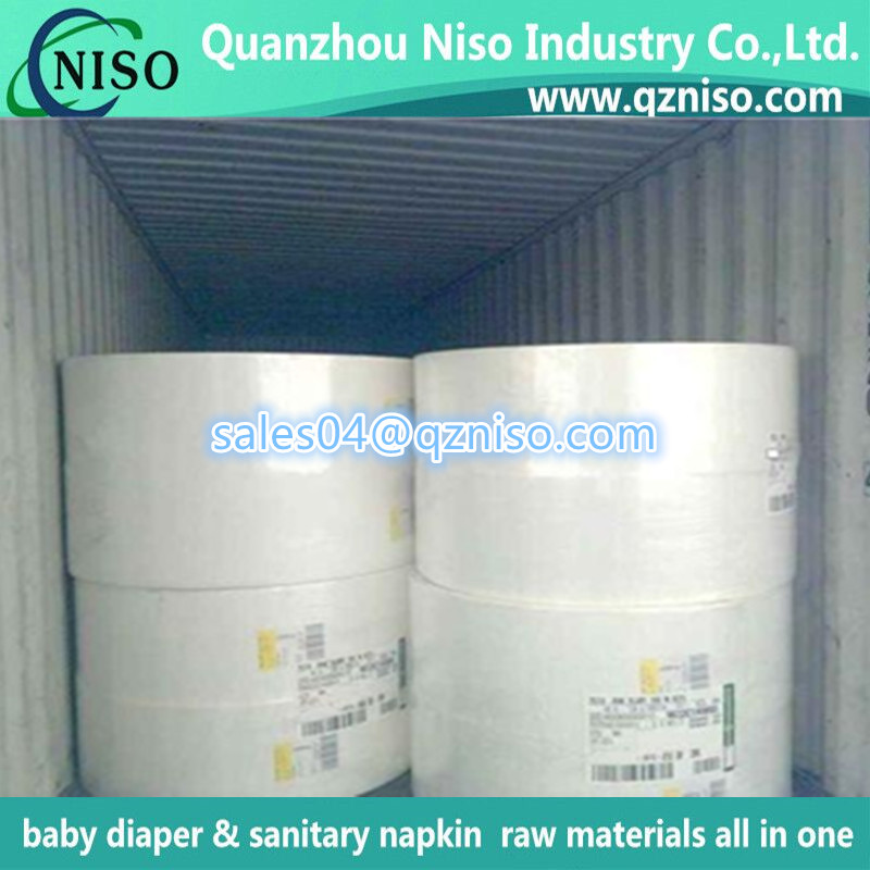 Fluff Pulp Raw Material for Baby Diapers Making
