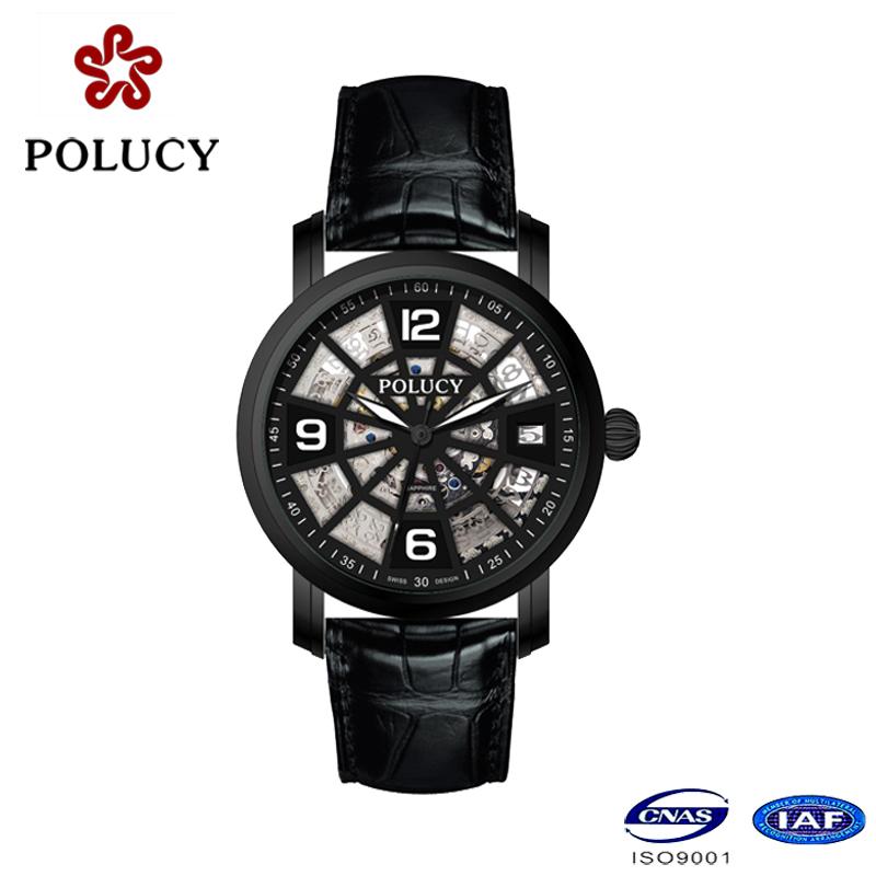Watch Factory OEM Luxury Mechanical Watch for Men