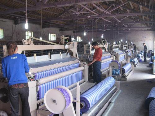 Plastic/Tarpaulin Fabric Weaving Water Jet Loom