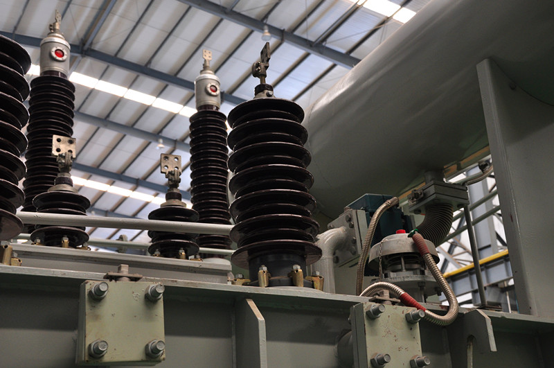 110kv Oil-Immersed Distribution Power Transformer