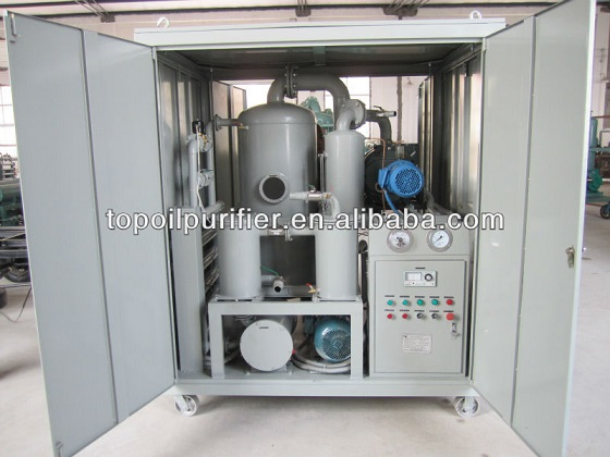 Professional Manufacture Used Transformer Oil Recovery Machine (ZYD-I)