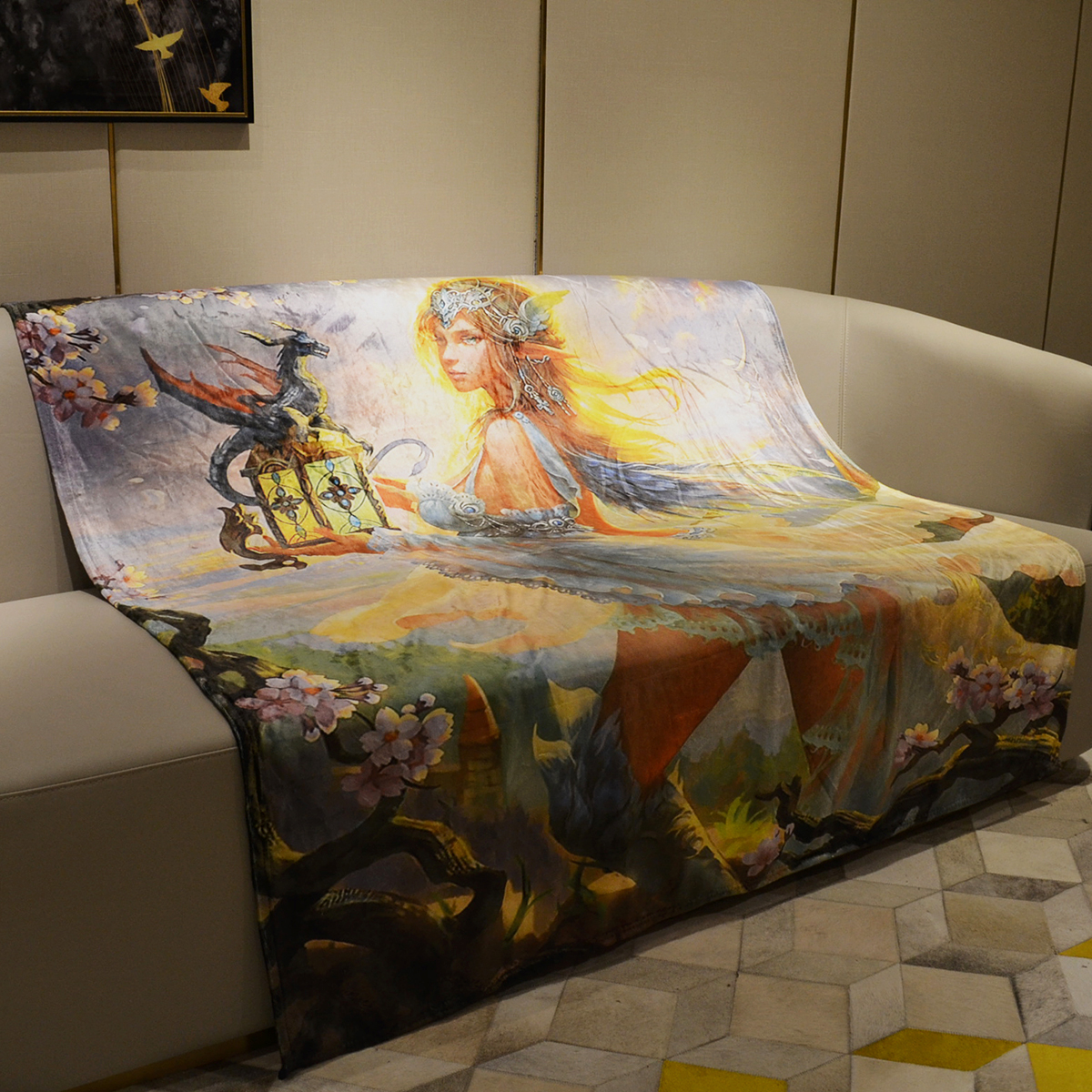50*60 inch blanket
