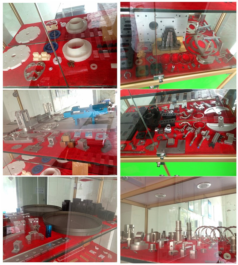Aircraft CNC Machining Machine Part