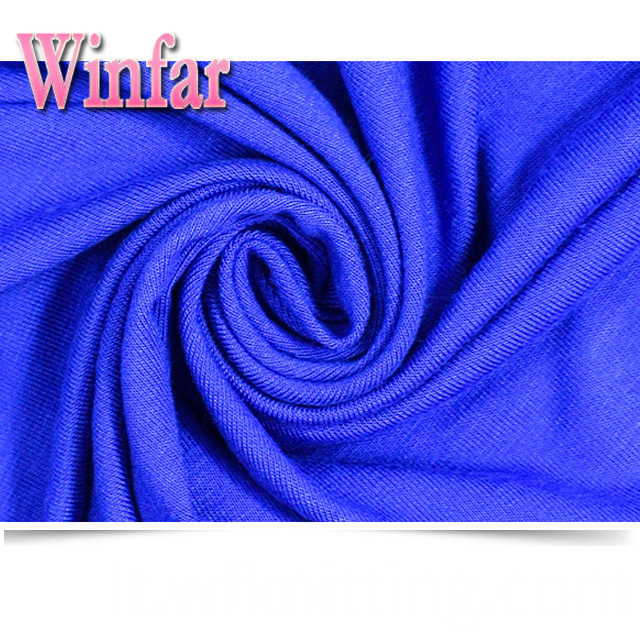 Dyed Knitted Fabric For Dress