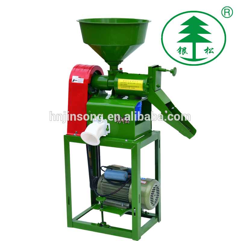 Cheap Price 6N-J40 Single Paddy Dehusker Rice Mill Machine
