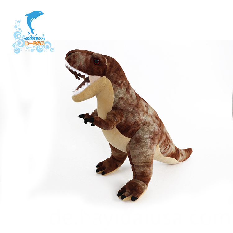 High quality dinosaur plush toys