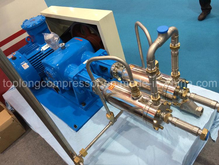 Cryogenic Liquid CO2 Cylinder Filling Pump (Snsb300-900/100)