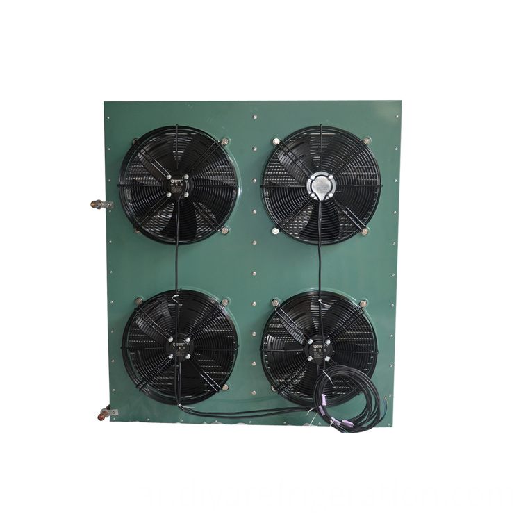 Air Cooler Condensing Unit 4 Fans
