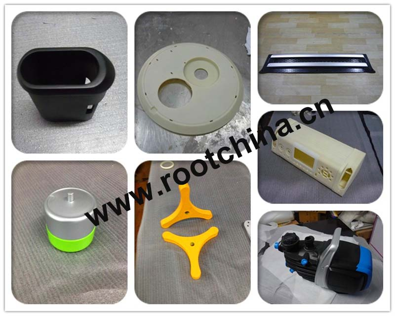 Customized Rapid Prototype for Plastic Parts