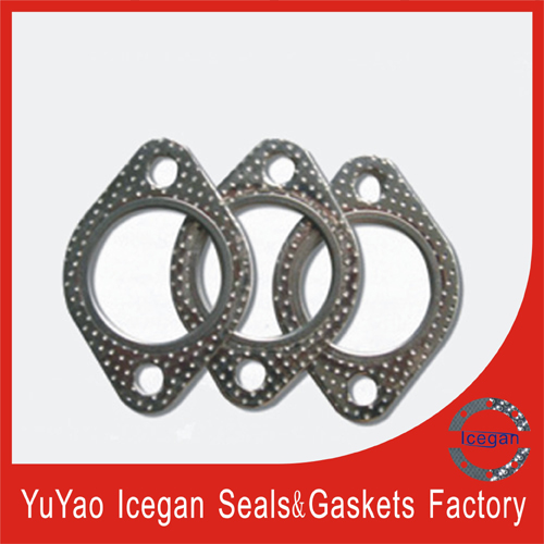 Hot Sell Exhaust Air Cushion/The Motorcycle Exhaust Pipe Gaskets Engine Parts Auto Parts
